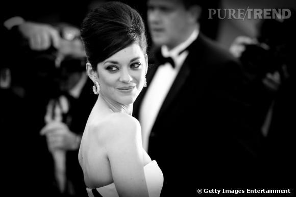 """Marion Cotillard à la première de """"Blood Ties"""" à Cannes le 21 mai 2013."""
