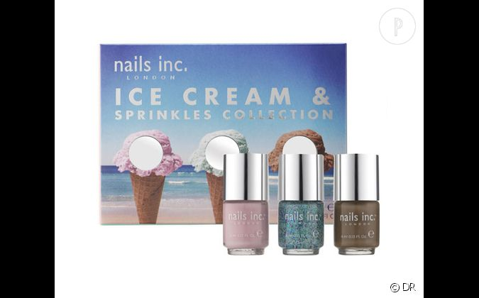f te des m res 2013 nos id es cadeaux coffret ice cream collection nails inc 15 chez sephora. Black Bedroom Furniture Sets. Home Design Ideas
