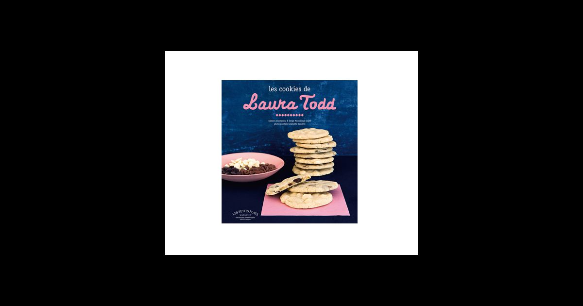 f te des m res 2013 nos id es cadeaux livre de recette les cookies de laura todd ditions. Black Bedroom Furniture Sets. Home Design Ideas