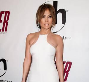 Jennifer Lopez vs Heidi Klum : la robe fourreau KaufmanFranco
