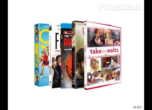 Les 15 DVD de mai, la sélection Puretrend.