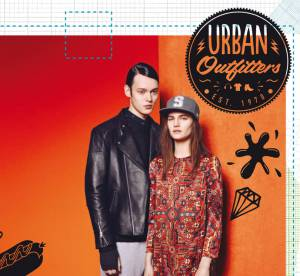 Urban Outfitters débarque en France avec un pop-up store aux Galeries Lafayette