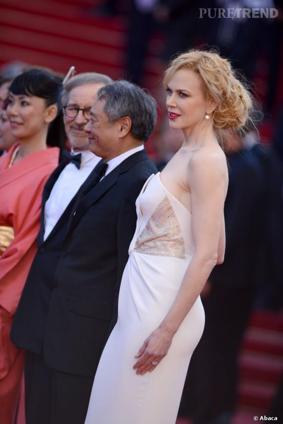 Nicole Kidman, l'atout charme du jury de cette 66ème édition du Festival de Cannes.
