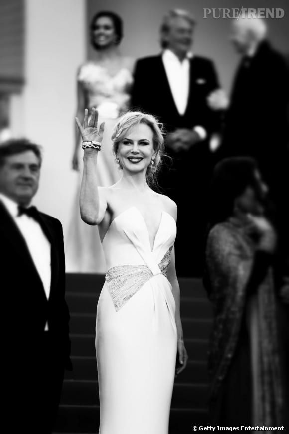 Nicole Kidman, l'atout charme du Jury de la Palme.