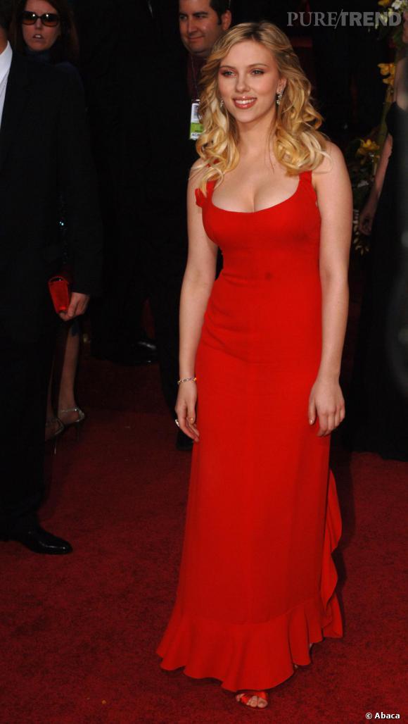 Scarlett Johansson : bientôt dans la peau d'Hillary Clinton ?