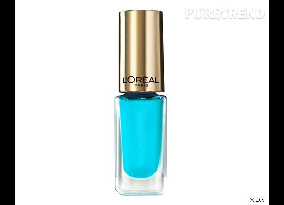 Néon Turquoise de L'Oréal Paris, 6,50 €.
