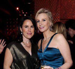 Jane Lynch et Dr Lara Embry se sont mariées en 2010.