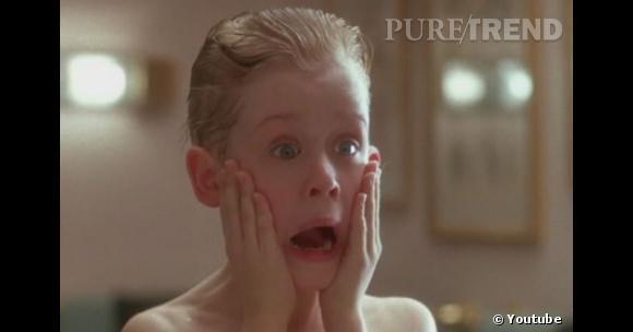 """Beauté : les scènes les plus cultes du cinéma L'after-shave dans """"Maman j'ai raté l'avion"""""""