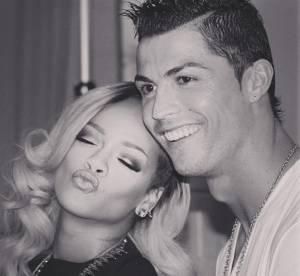 Rihanna : Cristiano Ronaldo lui rend visite en backstage