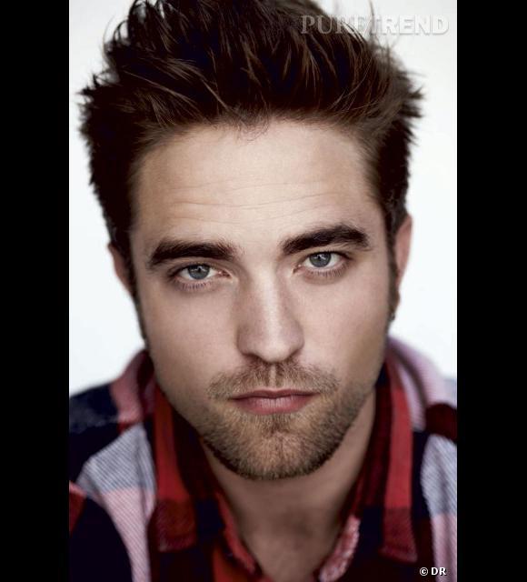 Robert Pattinson, égérie du parfum Dior Homme.