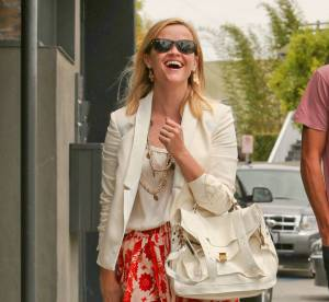 Reese Witherspoon, jolie mini a Los Angeles... A shopper !