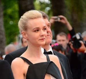Carey Mulligan, beauté froide à Cannes.