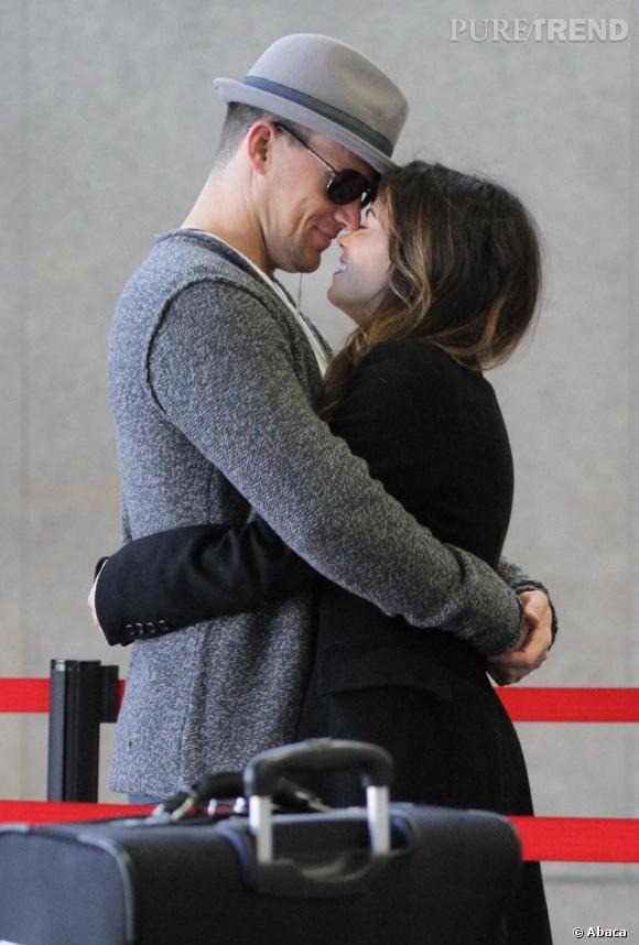 Channing Tatum et Jenna Dewan Tatum, un couple attendrissant.