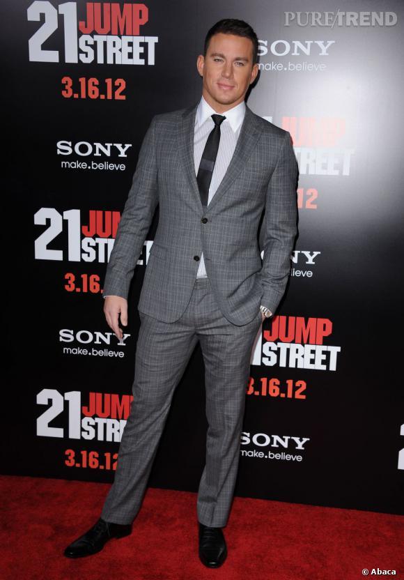 Channing Tatum, homme sexy mais aussi papa poule.