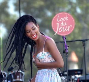 Solange Knowles, petite perle du Bonnaroo Festival