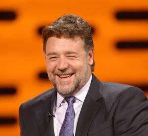 Russell Crowe est lui aussi un grand blagueur !