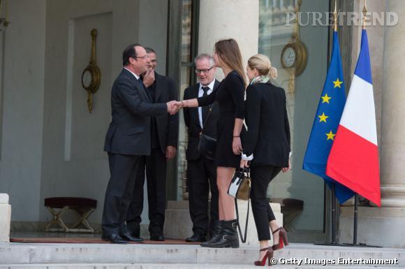 Léa Seydoux et Adele Exarchopoulos ont eu droit à un accueil chaleureux.