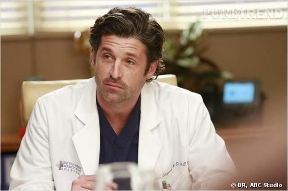 "Patrick Dempsey dans ""Grey's Anatomy""... bientôt la fin ?"
