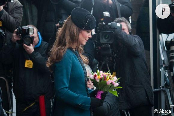 Kate Middleton : un accouchement sous haute surveillance.