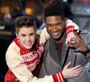 Usher a révélé au grand jour Justin Bieber.