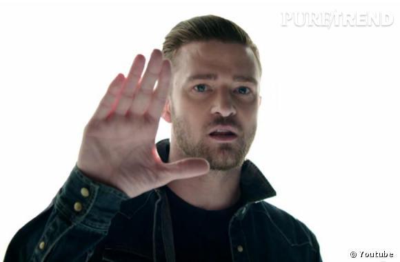"""Justin Timberlake surfe sur la tendance du très sexy et sort le clip de """"Tunnel Vision""""..."""
