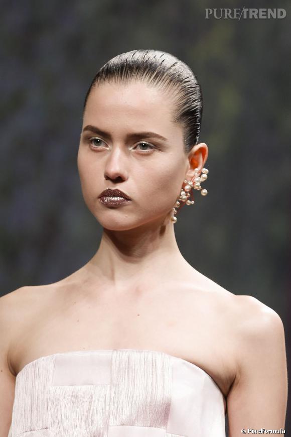 Défilé Christian Dior Haute Couture Automne-Hiver 2013/2014.