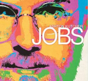 Ashton Kutcher en Steve Jobs : l'etonnante affiche du biopic ''Jobs''