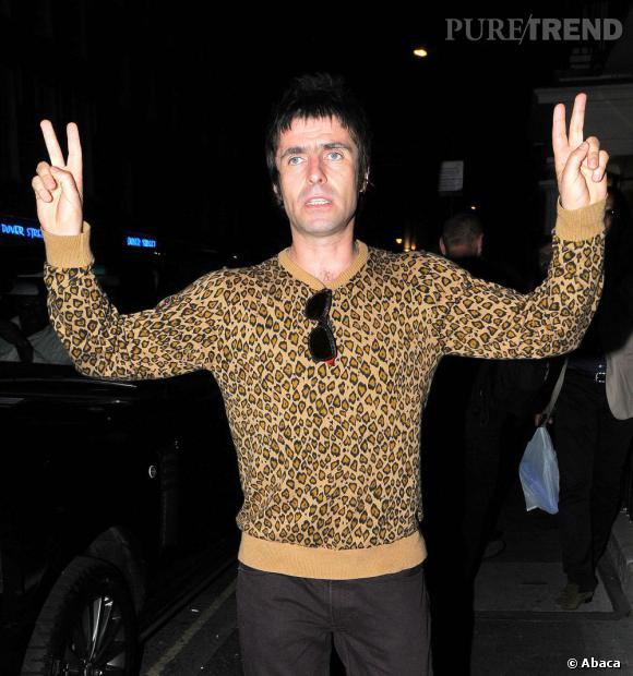 Liam Gallagher, père d'une petite fille d'un an né d'une relation extra-conjugale, c'est ce que révèle le New York Post.