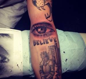 Justin Bieber, un nouveau tatouage effrayant pour la star intenable