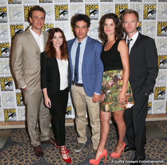"""Le casting d'""""How I Met Your Mother"""" a dévoilé le trailer de la saison finale de la série !"""