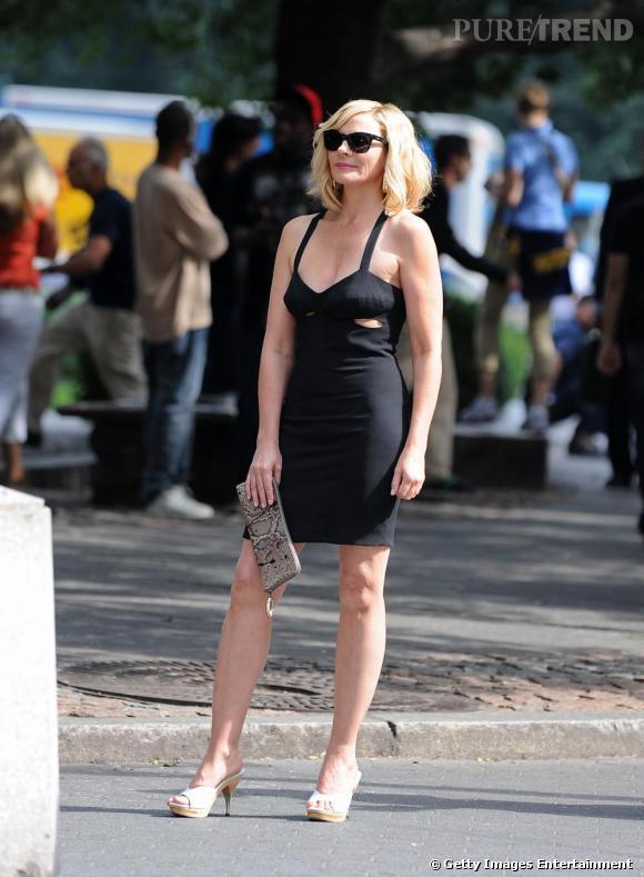 Samantha Jones quelques années plus tard dans la peau de Kim Cattrall : so sexy.