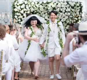 Beth Ditto et Kristin Ogata : premier mariage gay de stars de l'ete 2013