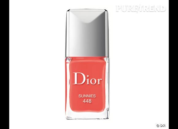 Vernis à ongles : nos 15 must have pour cet été    Vernis à ongles Sunnies, collection Summer Mix, Dior, 21,70 €