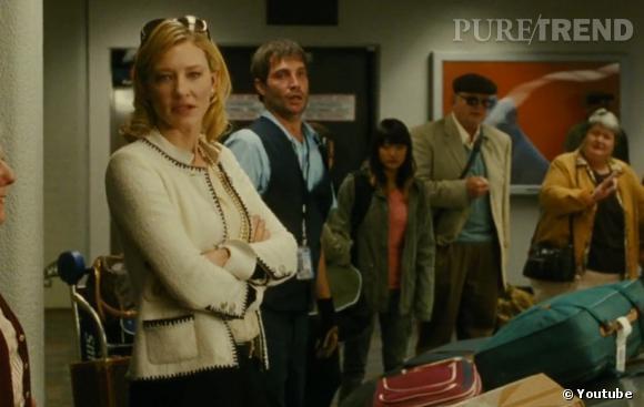 Cate Blanchett en veste Chanel dans le film  quot Blue Jasmine quot  de  Woody Allen 2ca31dbc3bc4