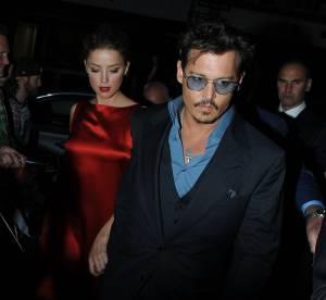 Amber Heard : elle refuse de parler de Johnny Depp !