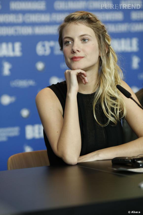 Mélanie Laurent aussi peut prétendre à 1 million par film.