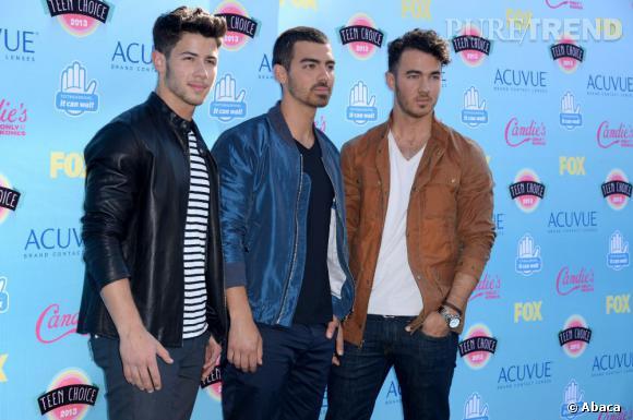 Les Jonas Brothers ont également fait une apparition.
