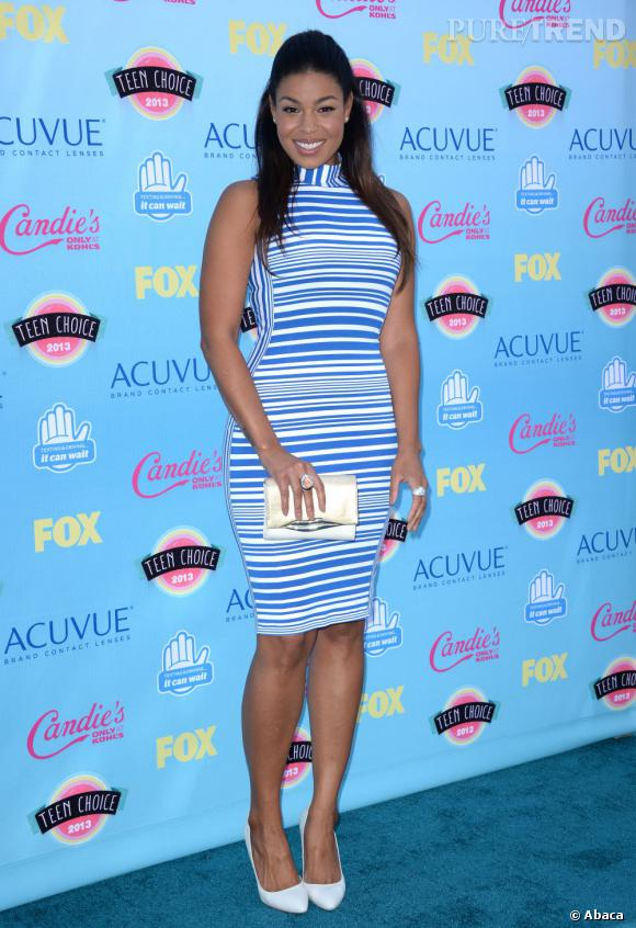 Jordin Sparks aux Teen Choice Awards 2013.