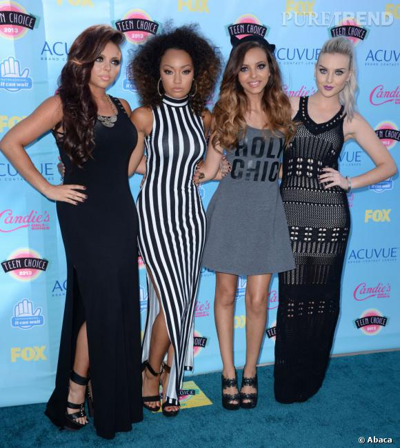 Les Little Mix aux Teen Choice Awards 2013.