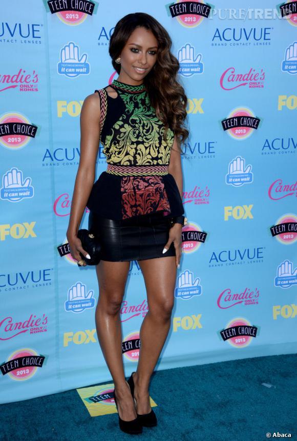 Kat Graham aux Teen Choice Awards 2013.