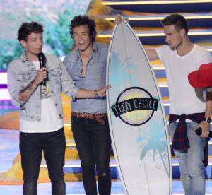 Teen Choice Awards 2013 : One Direction, Selena Gomez, Lea Michele... Le best of de la soirée
