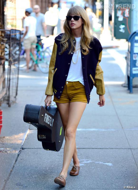 Taylor Swift, la musicos du lycée ?