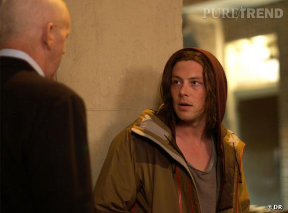 Cory Monteith dans son dernier rôle au cinéma pour McCanick.