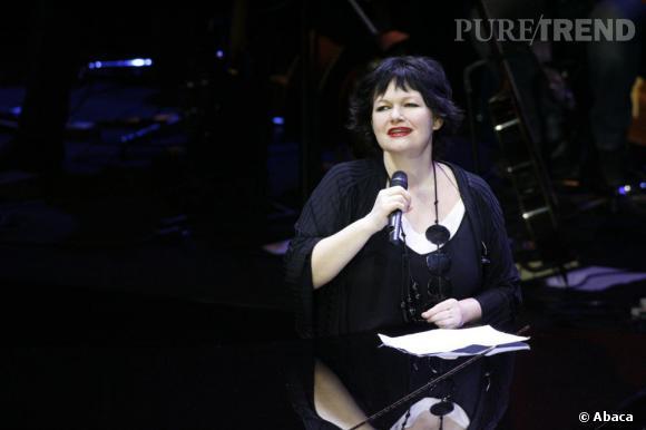Maurane, une chanteuse comblée mais célibataire.