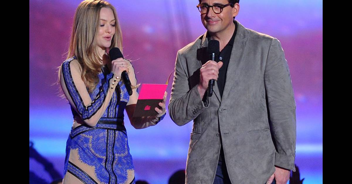 Puretrend Movie Seyfried Mtv Carell Awards Amanda Des Steve Lors Et 0ONmnwv8