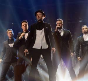 Justin Timberlake et les NSYNC mettent le feu aux MTV Video Music Awards 2013