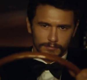 James Franco : driver tenebreux dans le spot de Gucci Made To Measure