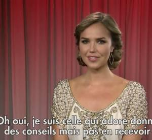 Arielle Kebbel (Vampire Diaries) : drole de concept pour son emission ''Perfect Score''