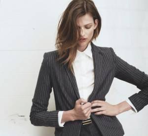 Mango dévoile ses looks pour l'automne : allures masculines, rock, félines et glamour