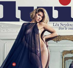 Lea Seydoux, toute nue pour Lui
